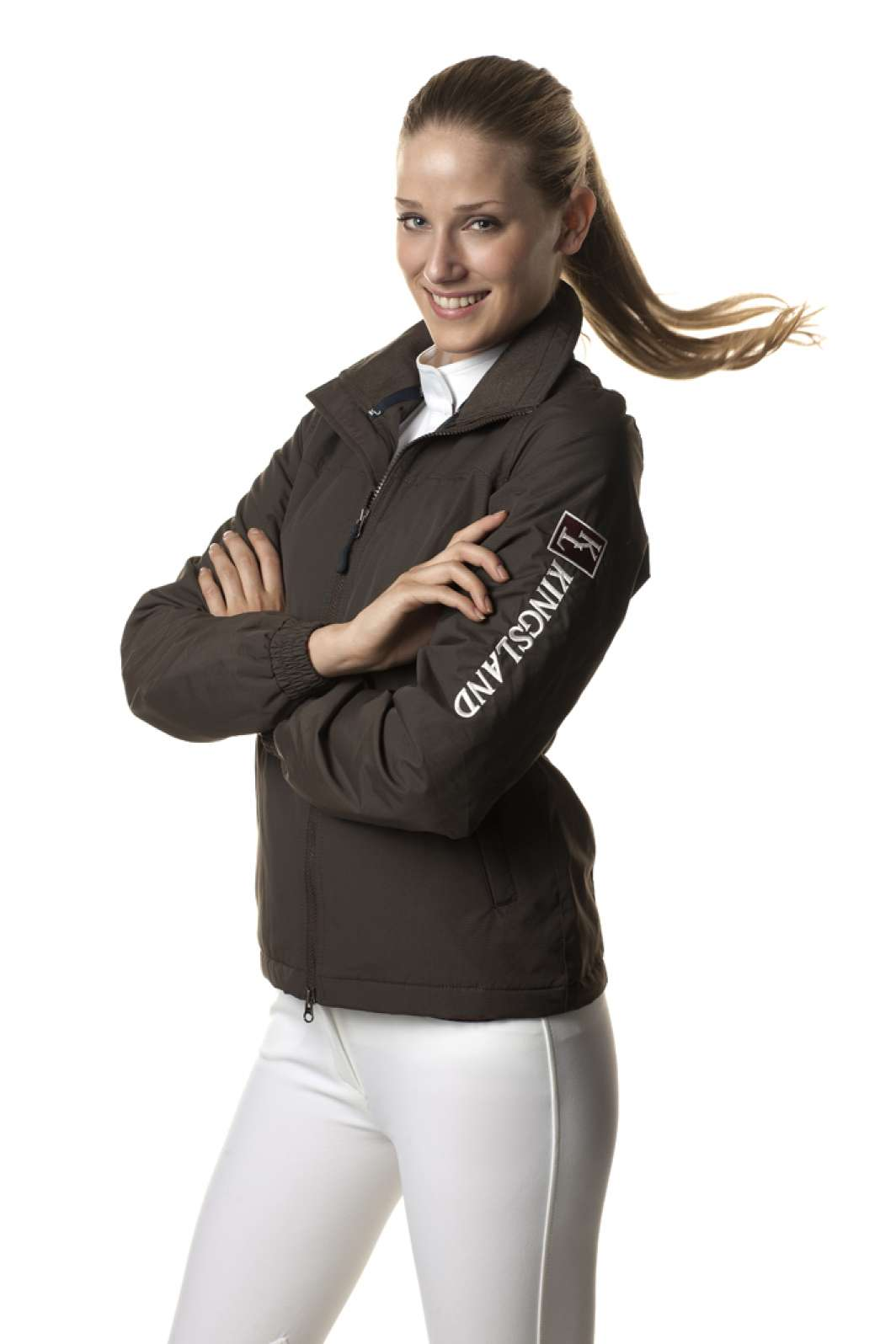 Kingsland Classic Ladies Bomber Jacket The Tack Shack