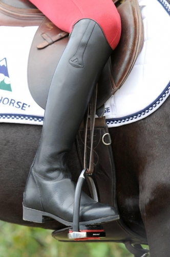 Mountain Horse Junior Firenze Long Leather Boots The Tack