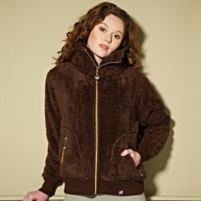 Tottie Kelly Ladies Full Zip Fleece Jacket, The Tack Shack - Horse ...