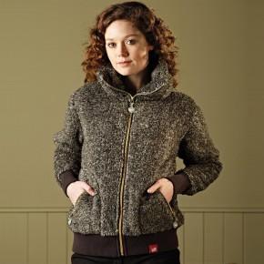Tottie Kelly Ladies Full Zip Fleece Jacket The Tack Shack - Horse