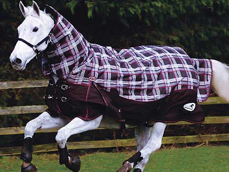 Masta Turnoutmasta 350 Heavy Weight Combo Rug The Tack